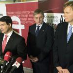 A magyar ellenzéki pártok koalícióra léptek a Fidesz legyőzésére