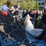 A magyar kormány zöld utat ad a vitatott német megszállási emlékműnek