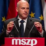 Tóbiás József az MSZP új elnöke