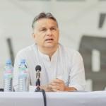 """Orbán Viktor: """"A liberális államszerveződés korszakának vége"""""""