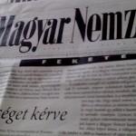 A kormány-barát Magyar Nemzet 30 újságírójától válik meg