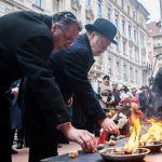 A Vörös Hadsereg Kórusa segít a budapesti gettó felszabadításának megemlékezésében