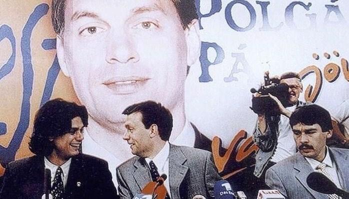 Orbán Viktor, 1998