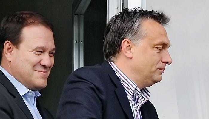 Tarsoly Csaba, Orbán Viktor