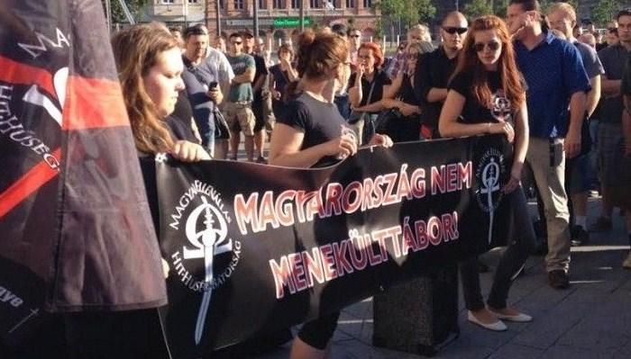 HVIM-tüntetés, 2015. július 10.