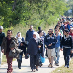 A menekült fiú, aki levideózta, ahogy romba dől az élete