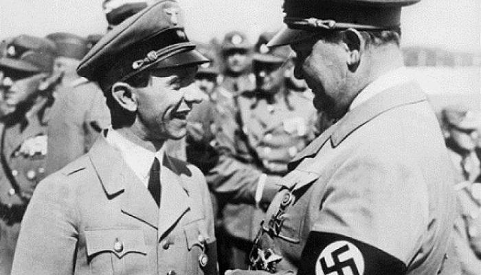 Joseph Goebbels, Hermann Göring
