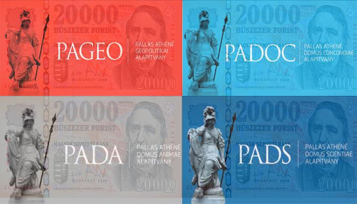 Magyar Nemzeti Bank, Pallas Athéné-alapítványok