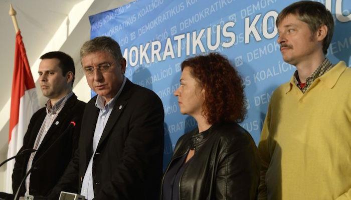 Kerék-Bárczy Szabolcs; Gyurcsány Ferenc; Molnár Csaba; Vadai Ágnes