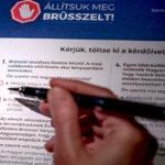 Az Európai Bizottság tételesen cáfolta a nemzeti konzultációt