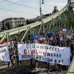 Európa vagy Gorbánia? – nem állnak meg a kormányellenes tüntetők