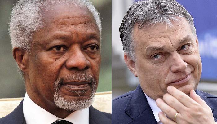 A volt ENSZ-főtitkár reméli, hogy Magyarország rá fog lelni a jelenlegi elszigeteltségéből kivezető