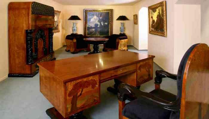 225 ezer euróért vett bútort a jegybank