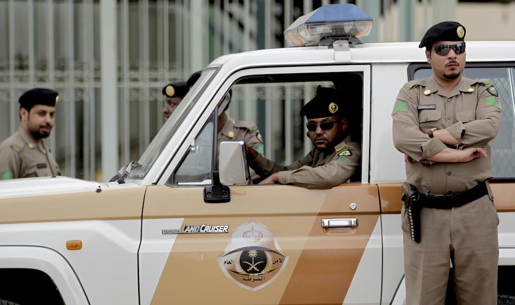Szaúd-arábiai rendőrök voltak, akikre rendőröket hívtak a múlt héten Cegléden